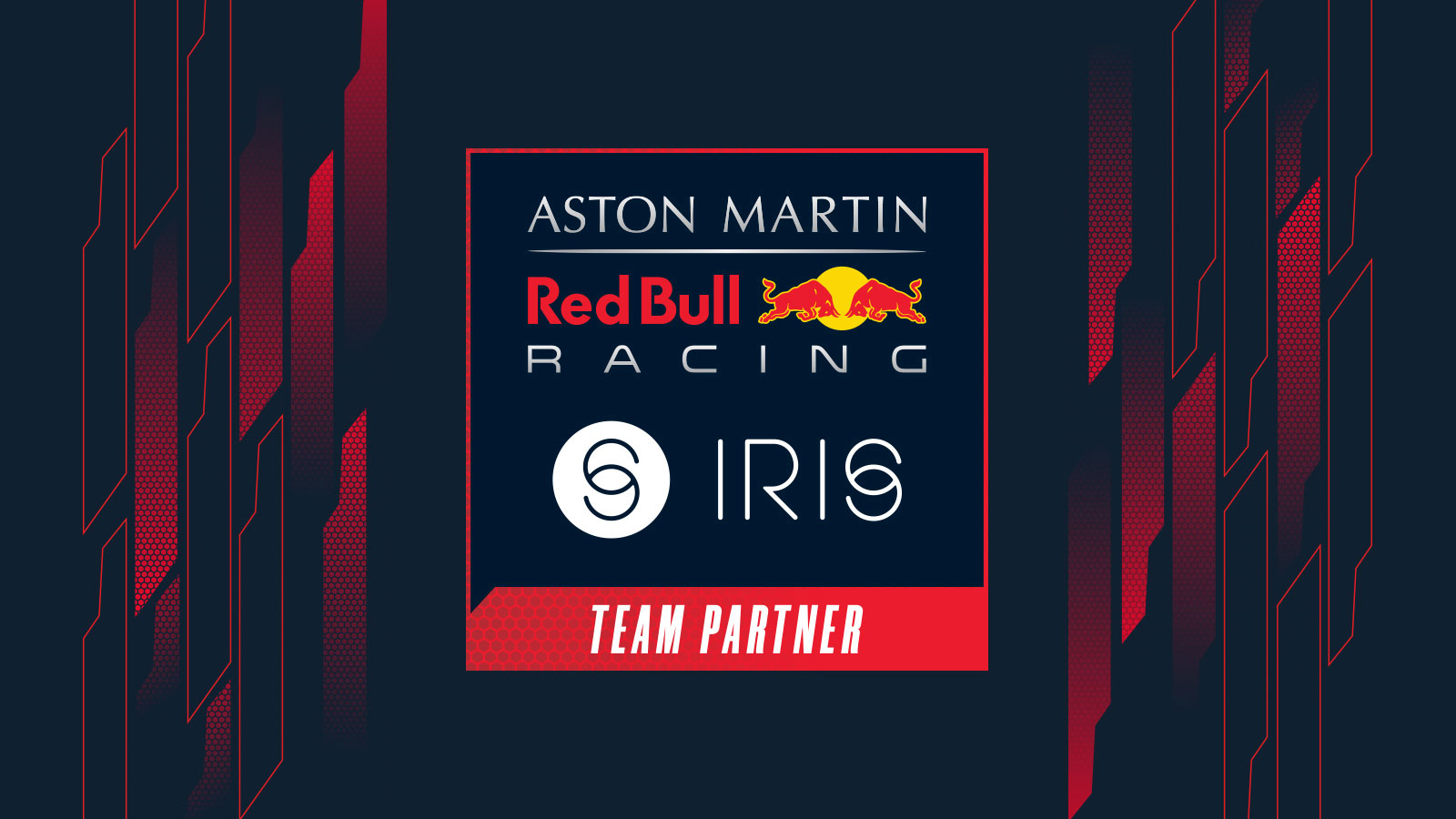 Aston Martin Red Bull Racing - IRIS Partner